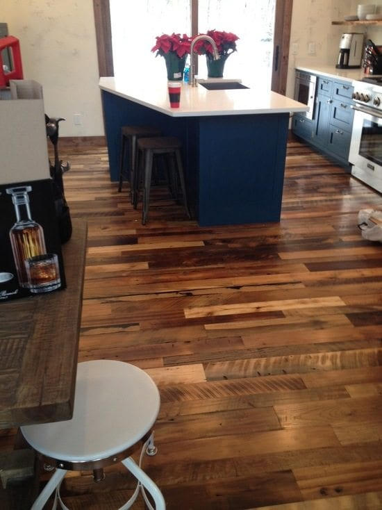 Reclaimed Historic Plank Natural Oil