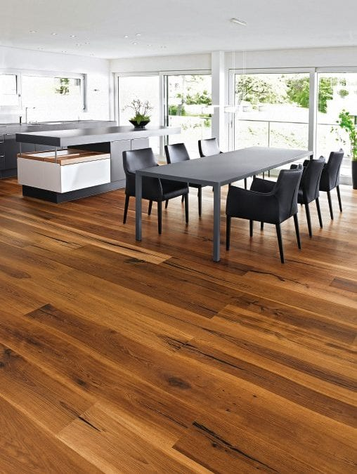 Caring for Wood Floors: Tips and Tricks