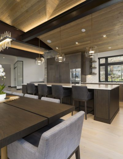 Breck Beauty by Vantia - Kitchen to Dining
