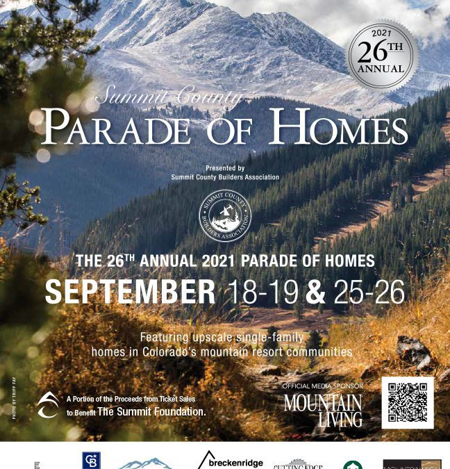 Summit County Parade Of Homes 2021